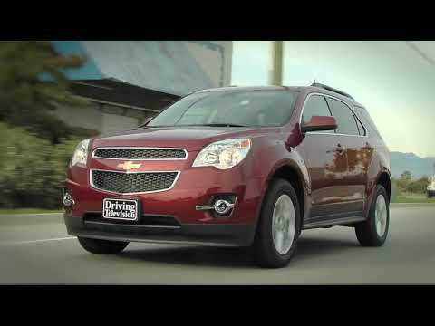 2010 Chevy Equinox Review