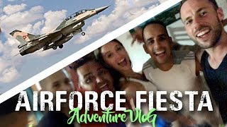 PARTYING with the VENEZUELA AIRFORCE | Canaima Travel Vlog 2019