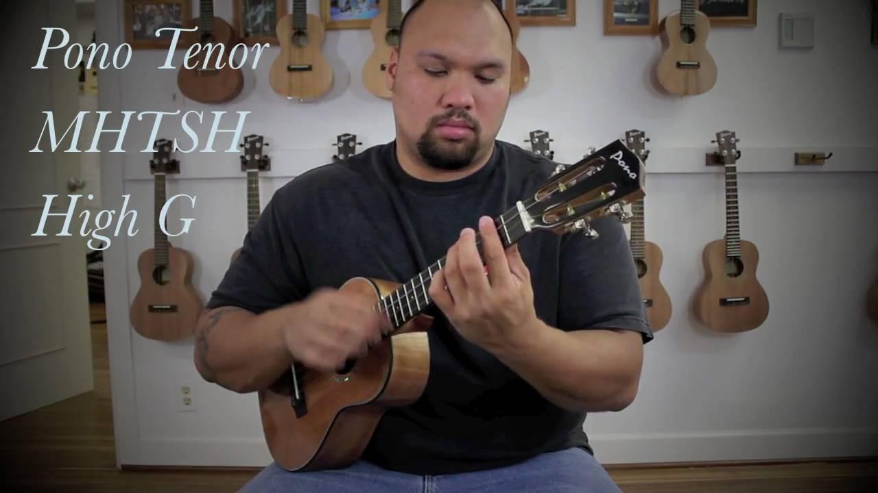 tenor ukulele strings high g or low g koolau string comparison youtube. Black Bedroom Furniture Sets. Home Design Ideas