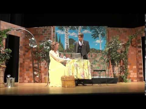 The Importance of Being Earnest (Act 2)
