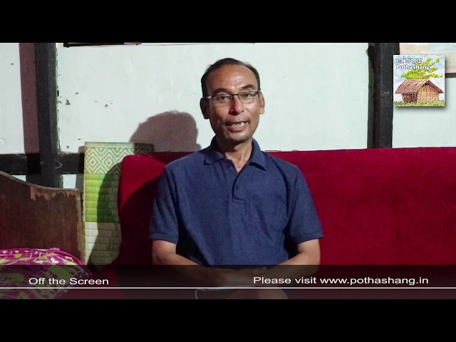 Chakpram Rameshchandra (Edhou) on COVID-19 (Manipuri celebrities on COVID-19)