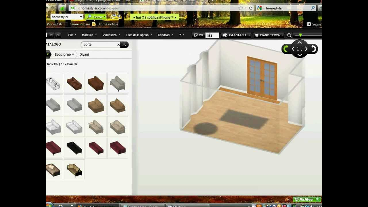 Come progettare case con homestyler hd youtube for Programma per disegnare cucine gratis