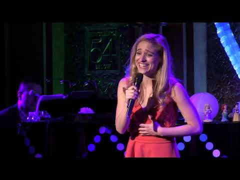 """Christy Altomare - """"Part of Your World"""" (Broadway Princess Party)"""