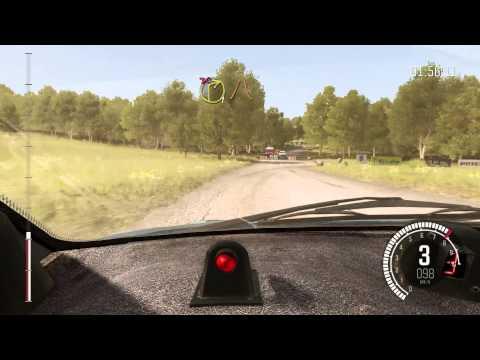 Dirt Rally ► Update ► TestDrive F2 Kit Car @ Baumholder ► Dirt Rally Gameplay german