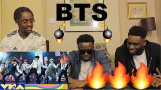 "Download BTS Performs ""Dynamite"" | 2020 MTV VMAs (REACTION)"