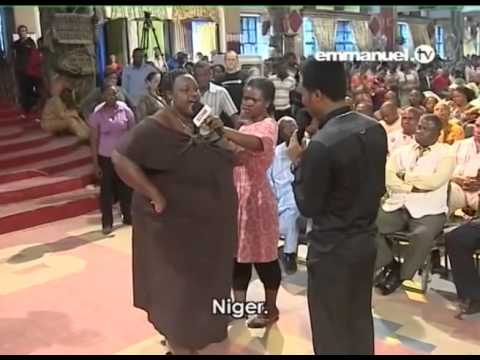 Watch Woman Possessed by Man Spirit Deliverance Wise Man Christopher