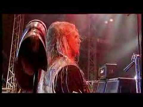Saxon Denim & Leather Live At Wacken