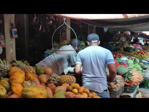 Higuey Market (Punta Cana) Dominican Republic
