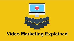 Video Marketing Explained