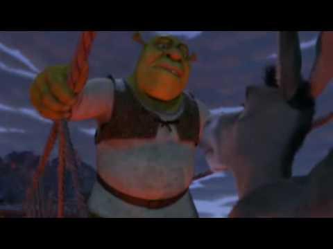 Shrek Puente Colgante