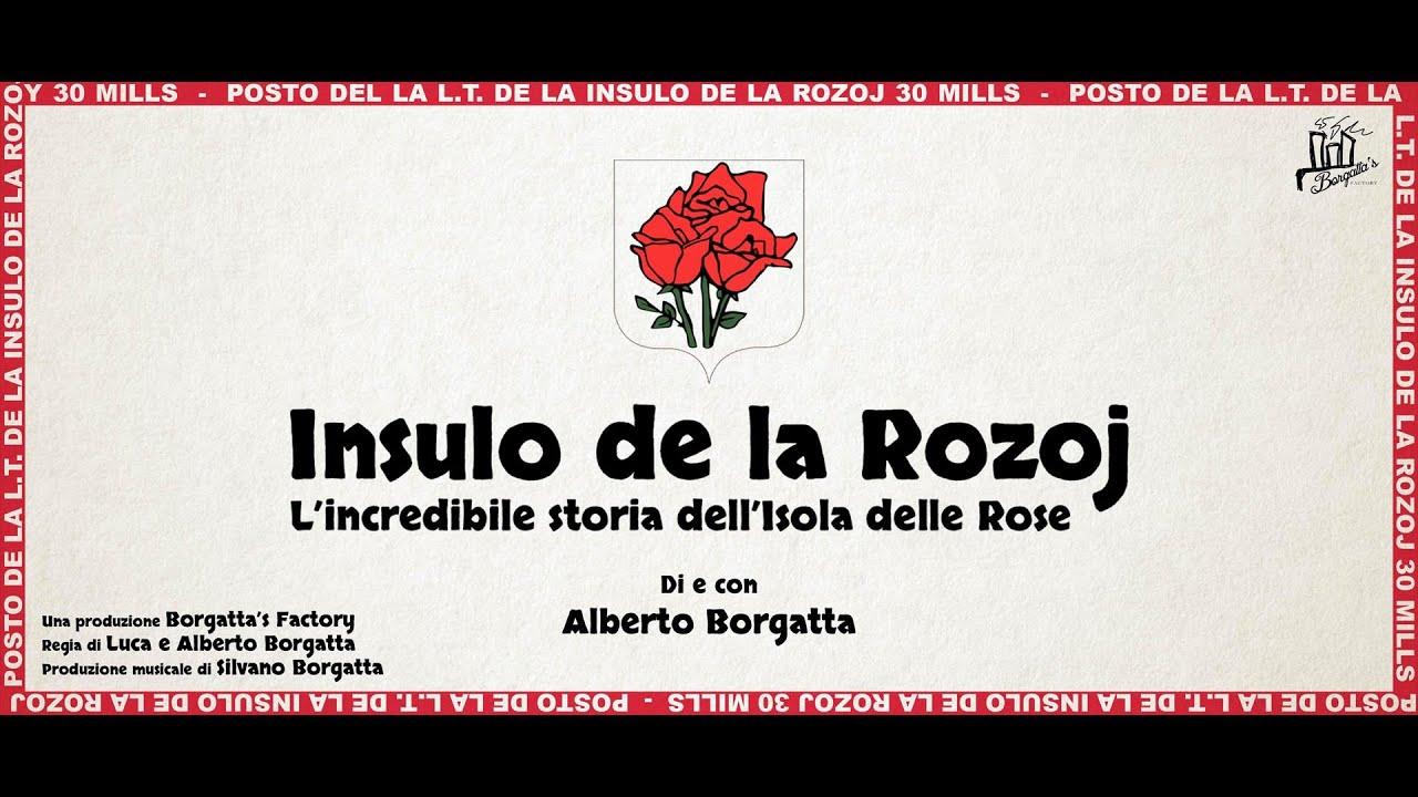 Insulo de la Rozoj: l'incredibile storia dell'Isola delle Rose