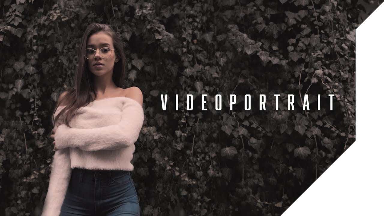 Cinematic Videoportrait 2018 | Eleonora Valentini - YouTube