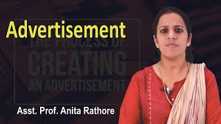 Advertisement-Objectives, Examples, & Importance| Type of Advertisement | Asst. Prof. Anita Rathore