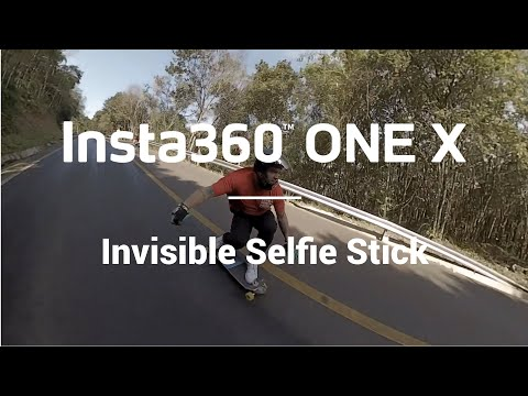 Insta360 ONE X - Invisible Selfie Stick