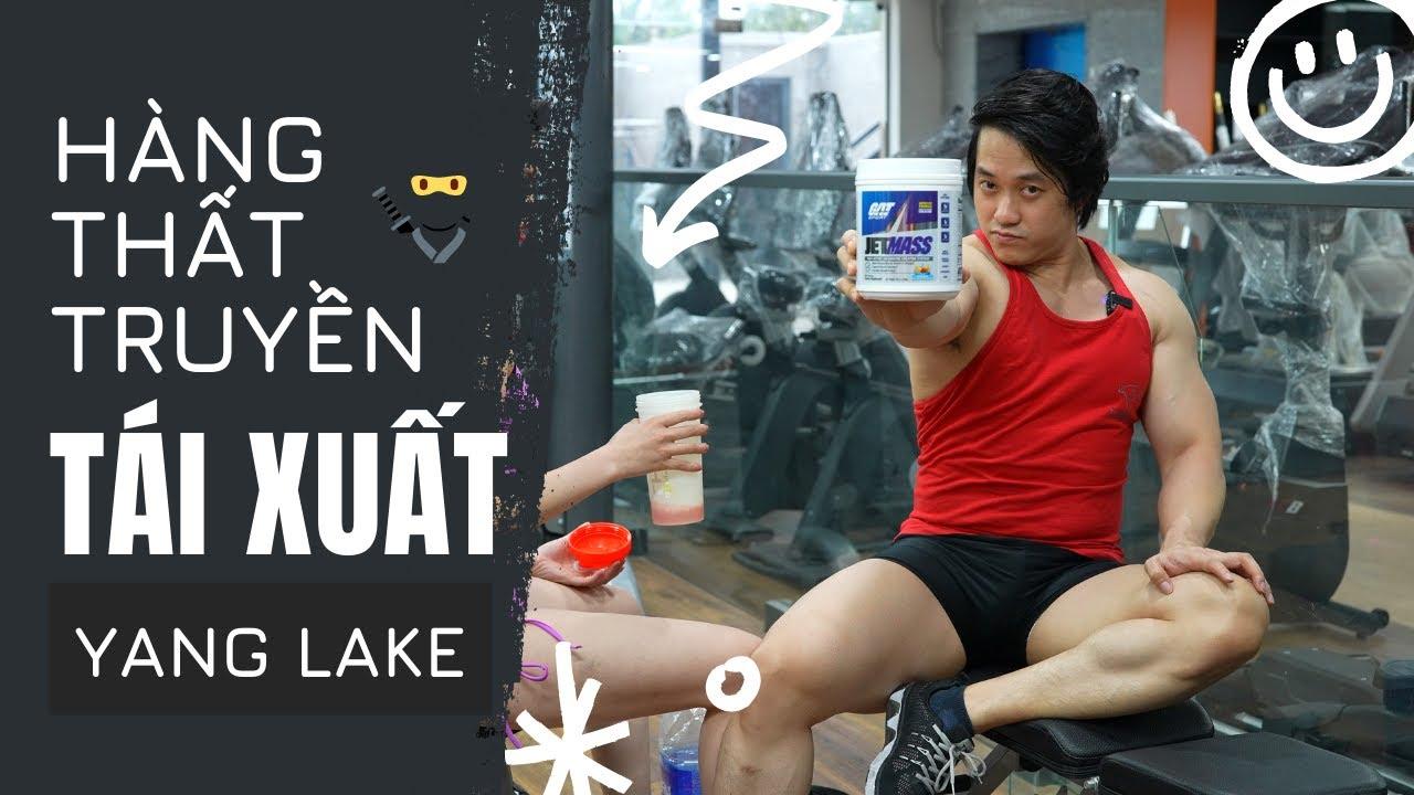 Post-Workout Full Năng Lượng Của Duy Nguyễn Bá Đạo Ra Sao? (Hãng Lạ)