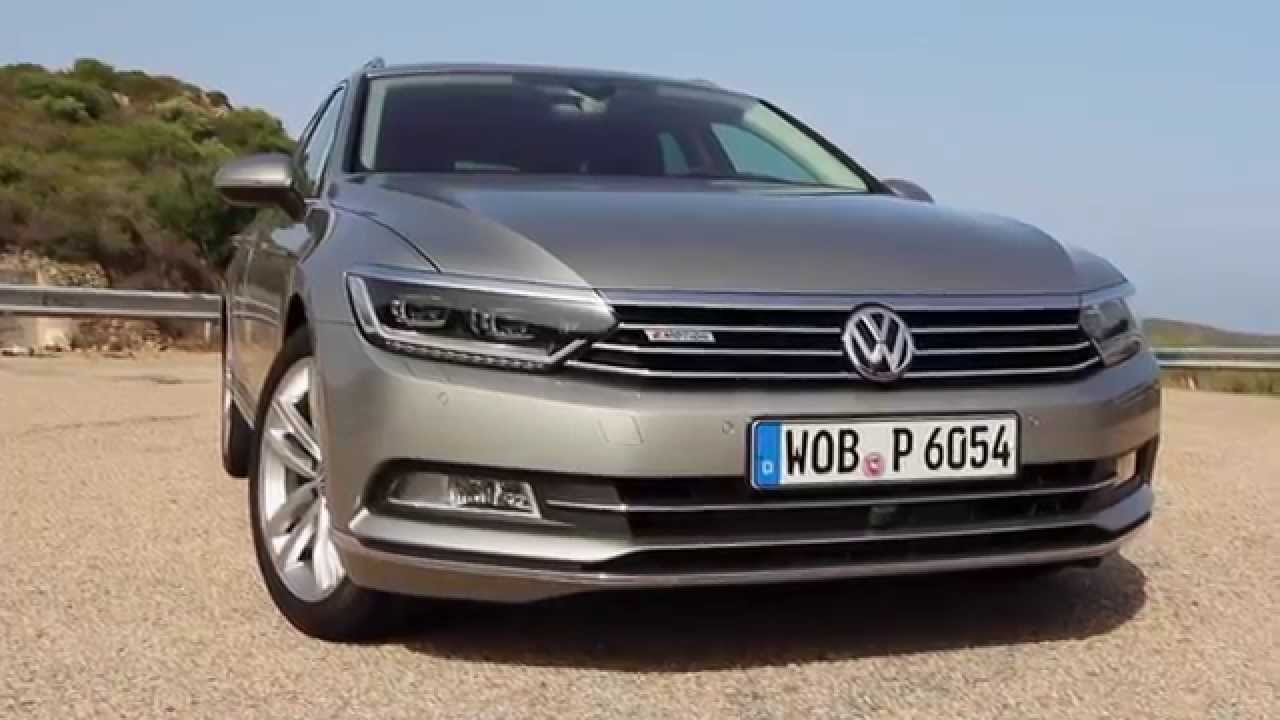 2014 vw passat variant 2 0 tdi 4motion test fahrbericht review youtube. Black Bedroom Furniture Sets. Home Design Ideas