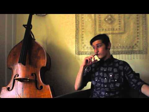 Jacob Slater Manhattan School of Music Pre College Audition Video 080515
