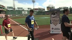 DET@BOS: Fenway hosts Run To Home Base event
