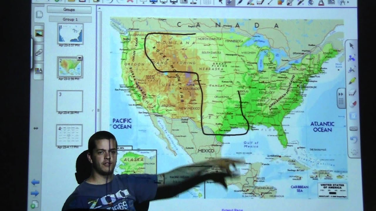 Geography of the Western United States  Lesson  Games  YouTube