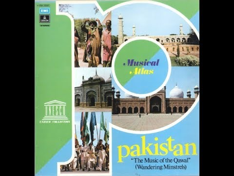 The Sabri Brothers - Adam Sai Lai Hai - The Music Of Qawwal U.N.E.S.C.O