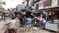 MAIN BAZAAR, JHELUM - Pakistan