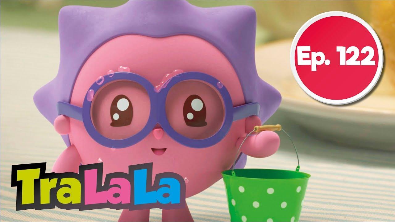 BabyRiki - Pistoale cu apă (Ep. 122) Desene animate   TraLaLa