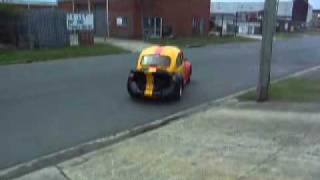 VW Beetle twin turbo Subaru.wmv