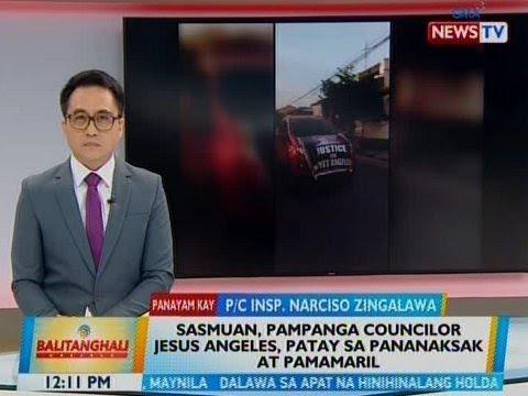 BT: Panayam kay Sasmuan Police Chief P/C Insp. Narciso Zingalawa