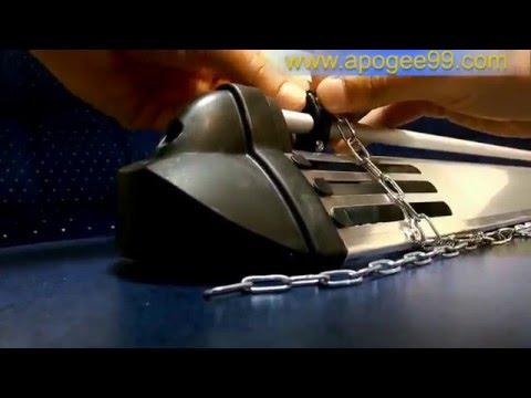 Електрически инфрачервен отоплител MO-EL Fiore 766N #gtqUEwNG3vQ