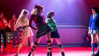 Candy store but every time Heathers say candy store phil says lady door