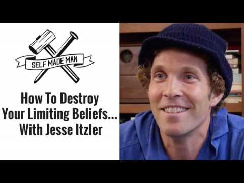 How To Destroy Your Limiting Beliefs, With Jesse Itzler…
