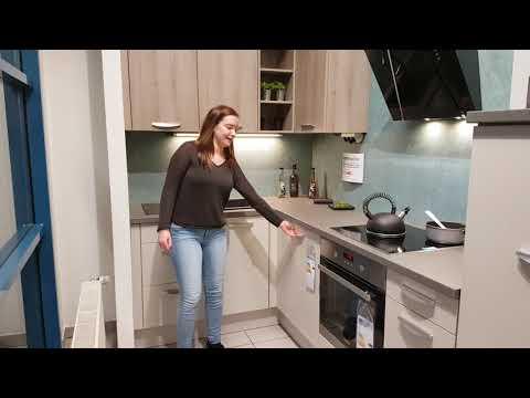 Moderne Küche in Lichtrau Matt
