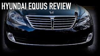 2014 Hyundai Equus Review | Lexus Killer?