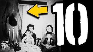 10 NIEWYTŁUMACZALNYCH fotografii [TOPOWA DYCHA]
