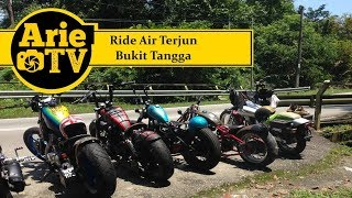 Arie Ride TV :: BBQ Air Terjun Bukit Tangga