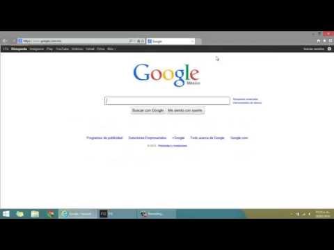 Como usar Internet Explorer version 7, 8, 9 o 10 en Windows 8 sin instalar programas