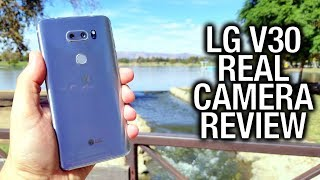 lG V30 Real Camera Review: The Video Producer's Dream Phone  Pocketnow