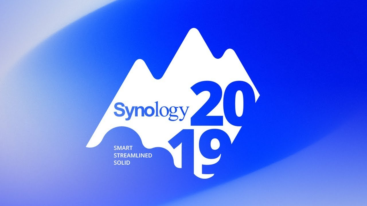 Synology 2019 Trailer