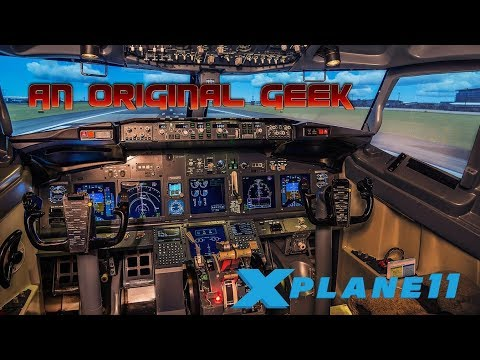 X Plane 11 | KMEM - KDFW | ZIBO 738 | STORMY FLIGHT | ORTHO4XP PHOTO REALISTIC SCENERY