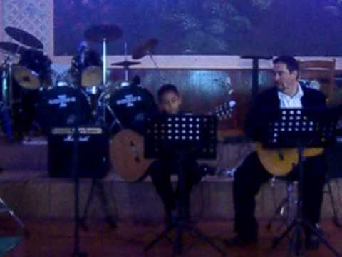 concierto de la escuela de musica agape