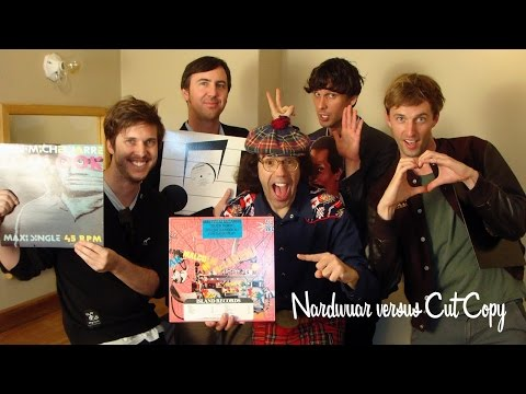 Nardwuar vs Cut Copy
