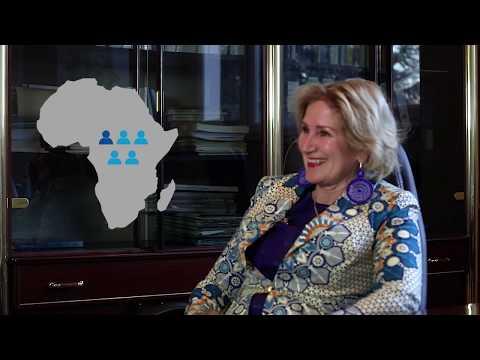 Ugandan Ambassador Mirjam Blaak: Africa needs trade instead of aid