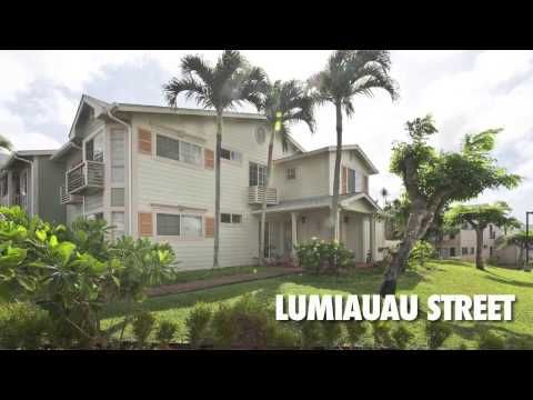Lumiauau Street - Village on the Green - Waipahu, Hawaii