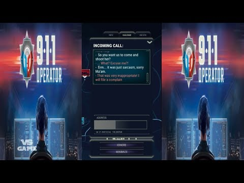 911 Operator DEMO Android Gameplay
