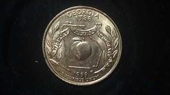 1999 State Quarter: Georgia