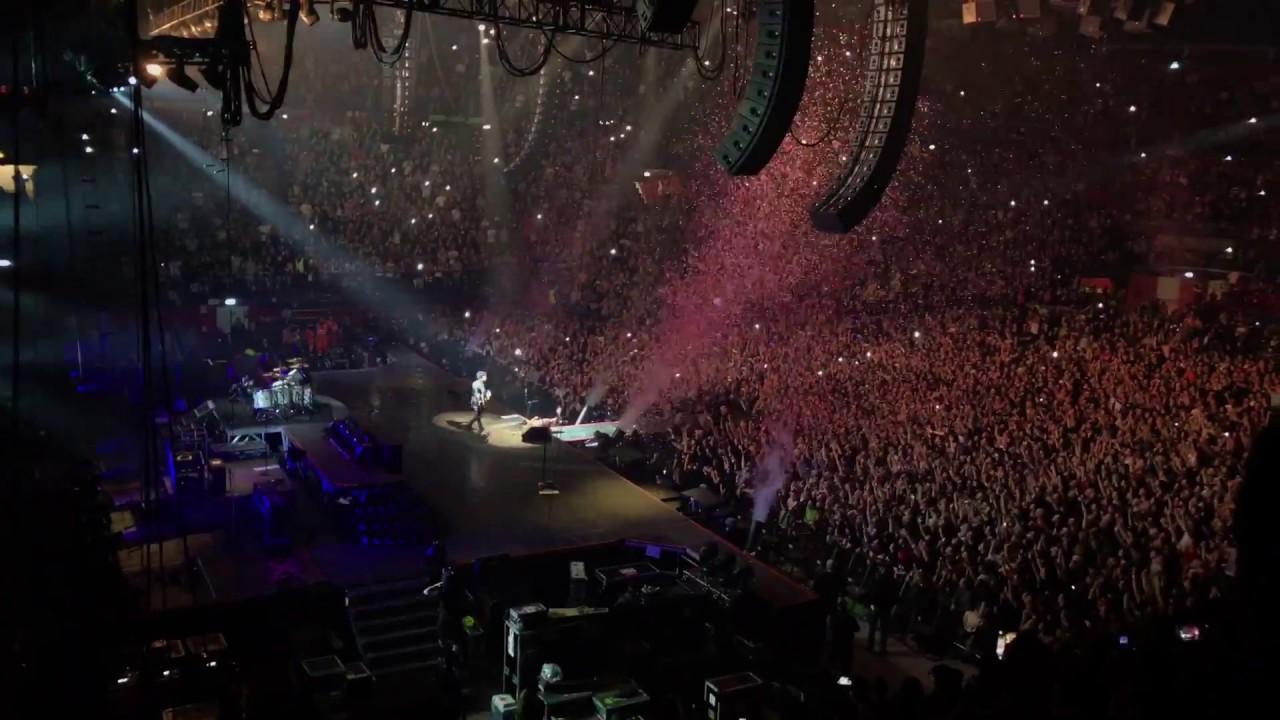 Green Day Live Milano 2017: Good Riddance