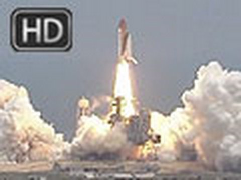 STS-125 Launch From T-2 To MECO - High Definition