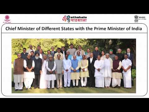 State   Administration: Governor,   Chief   Minister,   Cabinet   and   Council