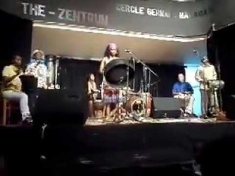 RAGASY GROUPE steel drum à la performance