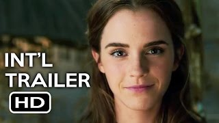 Beauty and the Beast Official International Trailer #1 (2017) Emma Watson, Dan Stevens Movie HD